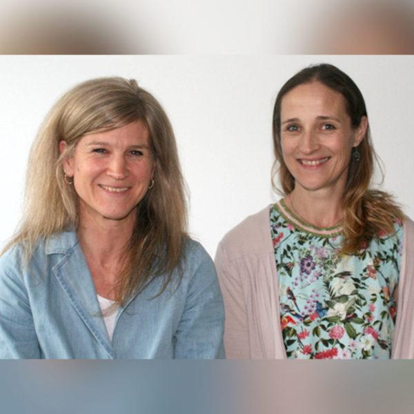 Dr. Melanie Weinert und Manuela Motzko