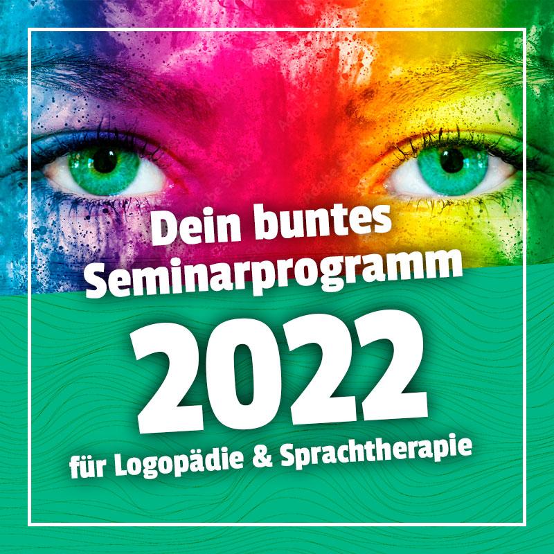 Fortbildungen für Logopäden 2022
