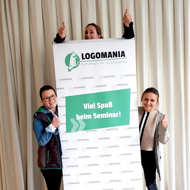 Seminarbetreuung für Logopädie Fortbildungen